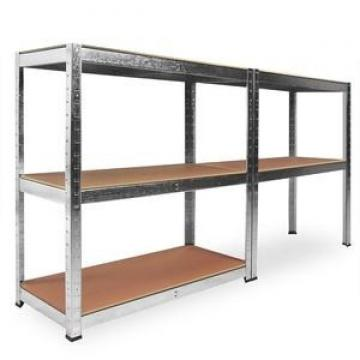 6 - Layer Commercial Galvanized Food Storage Rack Adjustable Metal Shelving Units