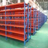 Q235 Steel Professional Storage Shelving Pallet Rack System